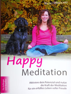 "Nicole Wendland Buch ""Happy Meditation"""