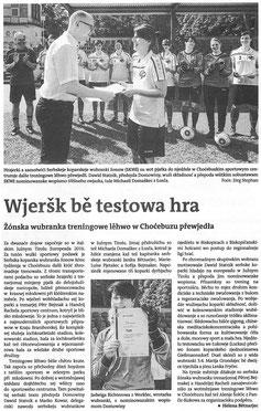 Serbske Nowiny | 06.06.2016