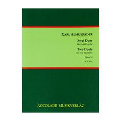 Zwei Duos op. 10 von Carl Almenräder ACC4031 ACC4006