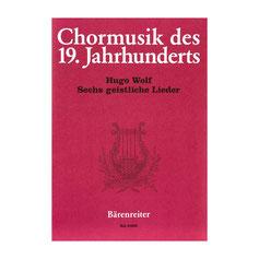 BA 6383 Sechs geistliche Lieder nach Gedichten von Joseph von Eichendorff