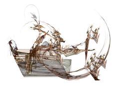 """S.O.S. - SHIPWRECK"" © Indira Emmerlich"