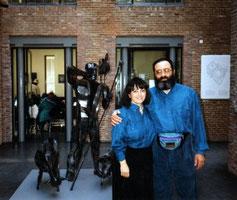 Shimon REUBEN & Nehama REUBEN  Amsterdam Concert Septembre 1995 Musée