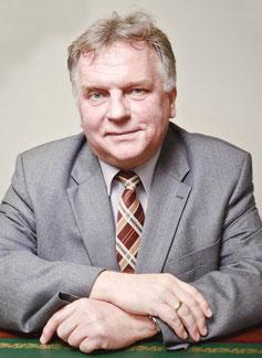 Prof. Günther Krause (Weltbuch/privat)