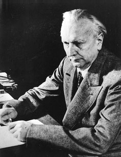 Karl Jaspers 1946 © Mondadori Publishers