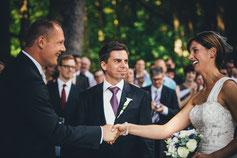 English Wedding Ceremony | Foto: Alea Horst