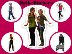 HaHe-Stickers