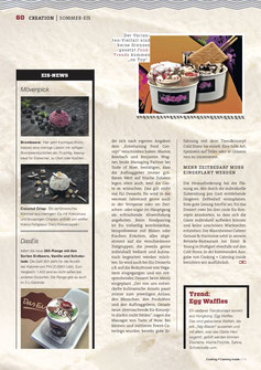 Artikel Speiseeis Trends 2019 Cooking Catering Inside Ausgabe 2_2019