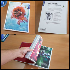 Dünger: Kraft für Boden und Pflanzen (ISBN: 978-3440154311)