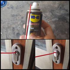WD-40 Specialist Schließzylinderspray, 100 ml, 49462