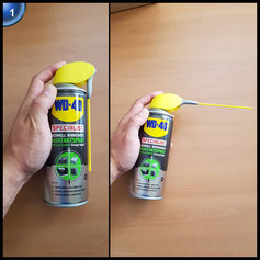 WD-40 Specialist Smart Straw Kontaktspray, 400 ml, 49368