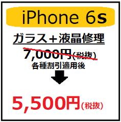 iPhone6液晶画面