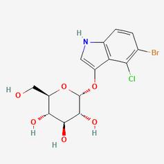 5-Bromo-4-Chloro-3-Indolyl-α-D-Glucopyranoside