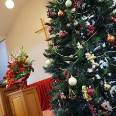 クリスマス 宇治 教会 キリスト教 プロテスタント 宇治福音自由教会