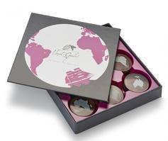 Du chocolat Vinvent Guerlais comme cadeau pour l'anniversaire Audition 44
