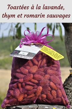 amandes grillées-amandes-lavande-thym-romarin-bio