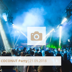 Logo Coconut Party September 2018