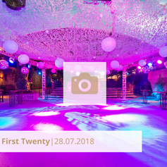 First Twenty Party Juli 2018 Halle Tor 2
