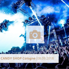 Logo Candy Shop Cologne September 2018 Halle Tor 2, Die Halle Tor 2, Halle Tor 2, Party, Disko, Tanzen, Club, Kölner Nachtleben, Event, Veranstaltung heute, Musik, Eventlocation Köln