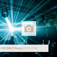 Logo Coconut Party November 2018