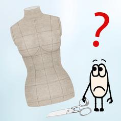 faire un mannequin de couture sur mesure