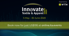 Logo Innovate Textile and Apparel 2020