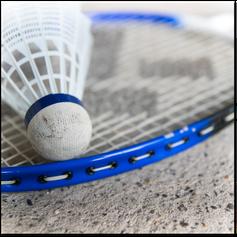 Badminton Kinder