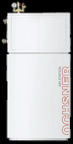 Luft-Wasser-Wärmepumpe OLWI von Ochsner bei Solar hoch 2