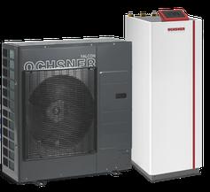 pompa di calore aire - acqua Air Falcon e Air Basic di Ochsner