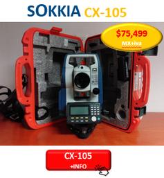 oferta sokkia cx-105