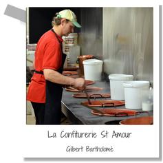 La Confiturerie St Amour - Gilbert Bartholomé - Durbuy