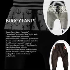 Buggy Pants für Kinder