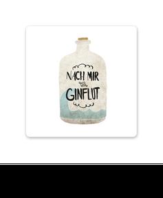 """Keramikuntersetzer """"nach mir die Ginflut"""" kaufen"""