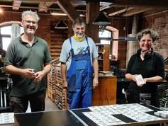 TypoWalz in der Spielkartenfabrik