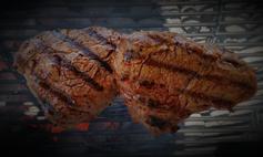 "Steak medium-rare vom Grill ""Feinstes vom Maltataler Hofladen"""