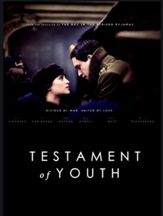 Testament of Youth (2014), Dir. James Kent, Score Coordinator
