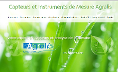 capteurs et mesures avec agralis expert en irrigation