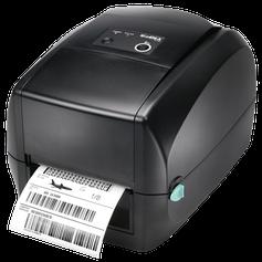 Etikettendrucker Godex RT730 Niesel-Etikett