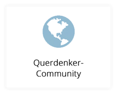 Querdenker, Prozess-Begleitung, Community