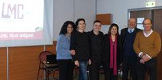 lmc france professeur roger favre Réseau Régional Cancérologie ONCOPACA Corse leucemie myeloide chronique mina daban