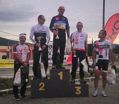 """Le podium des """"GS"""""""