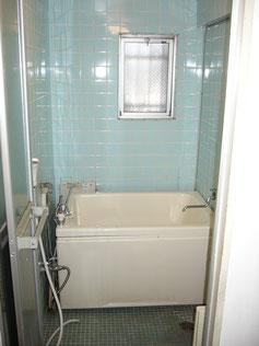 マンション在来工法浴室リフォーム