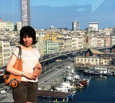 экскурсии по Генуе с гидом Татьяной Капчевской