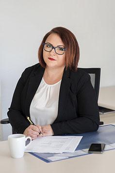 Versicherungsbüro Grotkowski, Katarzyna Markowska