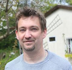Daniel Hedenus, neuer Feste-Organisator der Gartenstadt, bringt neue Aktionen ins Sommerfest der Kleingärtner. Foto: GSW/oeg