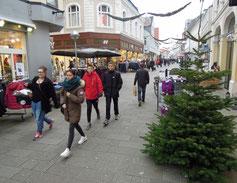 Sønderborgs Einkaufsstraße Perlegade