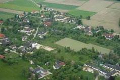 Eizendorf 2005 - idealer Lebensraum für Fledermäuse besonders auch durch die anschließenden Wasserflächen