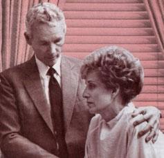 "Барбара Андерсон с мужем на обложке журнала ""Пробудитесь!"" за 08.10.1986"