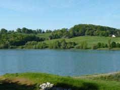 lago Cadillon (vic-bilh / madiran)