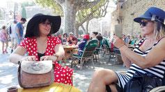 Авгуcт в Барселоне