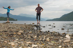 Nationalpark Loch Lomond